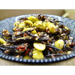 Salade Quinoa Hijiki Edamame