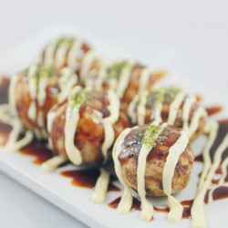 Takoyaki Ponzu