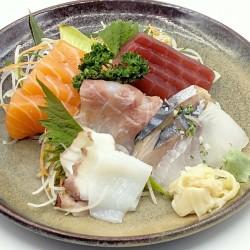 15 SASHIMI MIX sans le riz